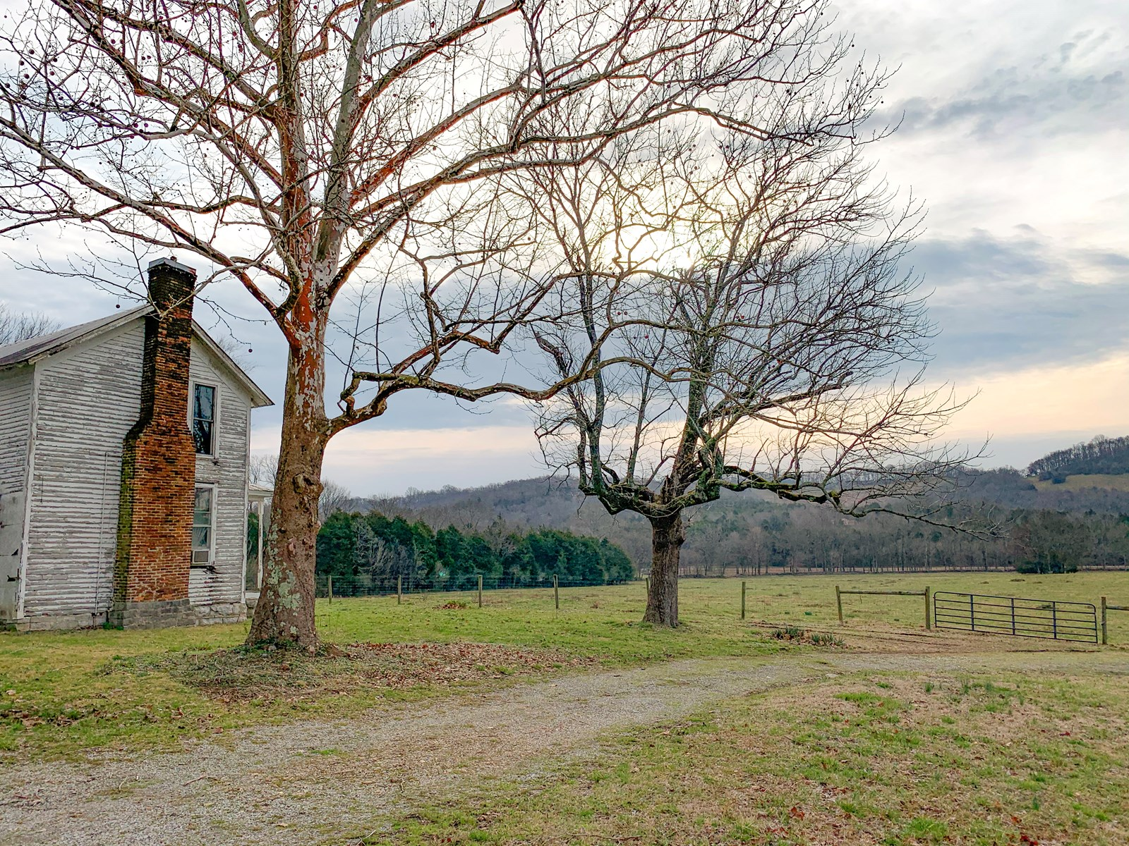 Plantation Home on 36 Acres For Sale in Middle Tennessee