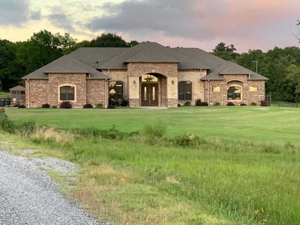 Luxury Custom Built Home on 42 Acres in Wilburton, OK