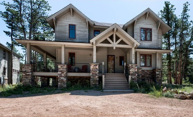 Beautiful Rocky Mountain Retreat in Gated Fox Acres