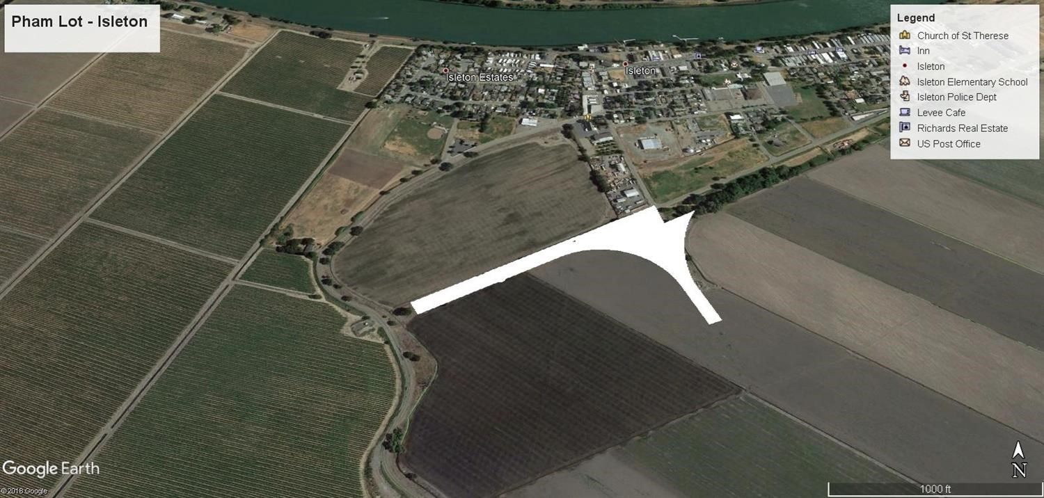 Northern CA Acreage For Sale Near Sacramento River