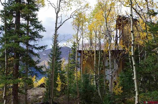Southwest Colorado Mountain View Cabin for sale near Ouray