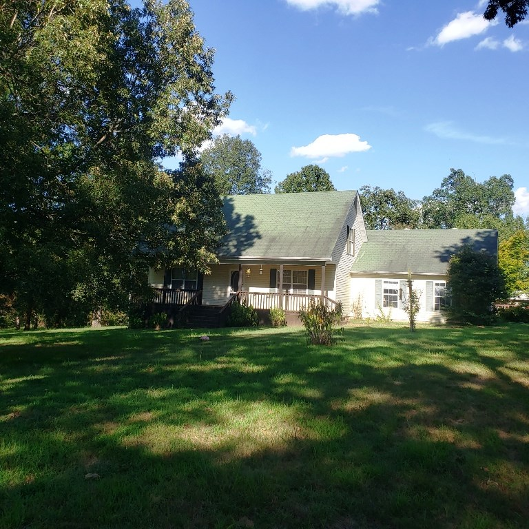 Country home on 21.5 acres for sale outside Salem, Arkansas