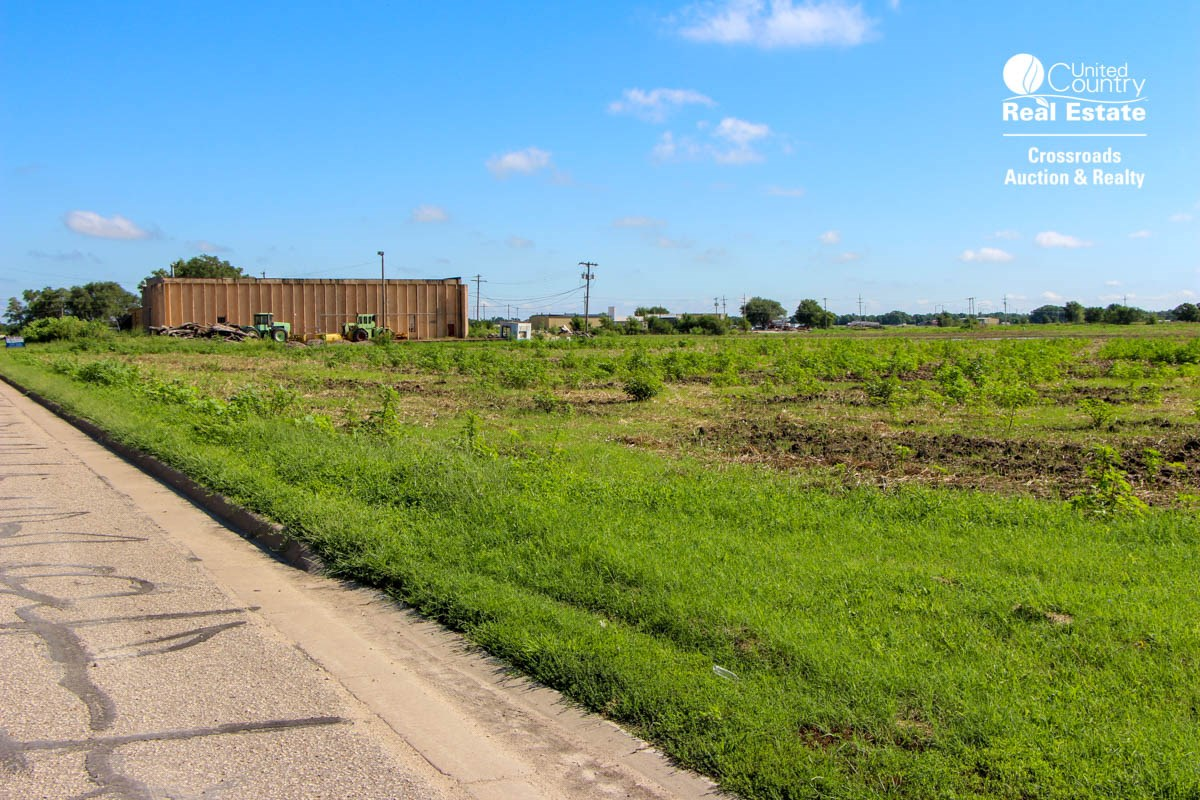 Front Street Commercial Industrial Lots in Salina, Kansas