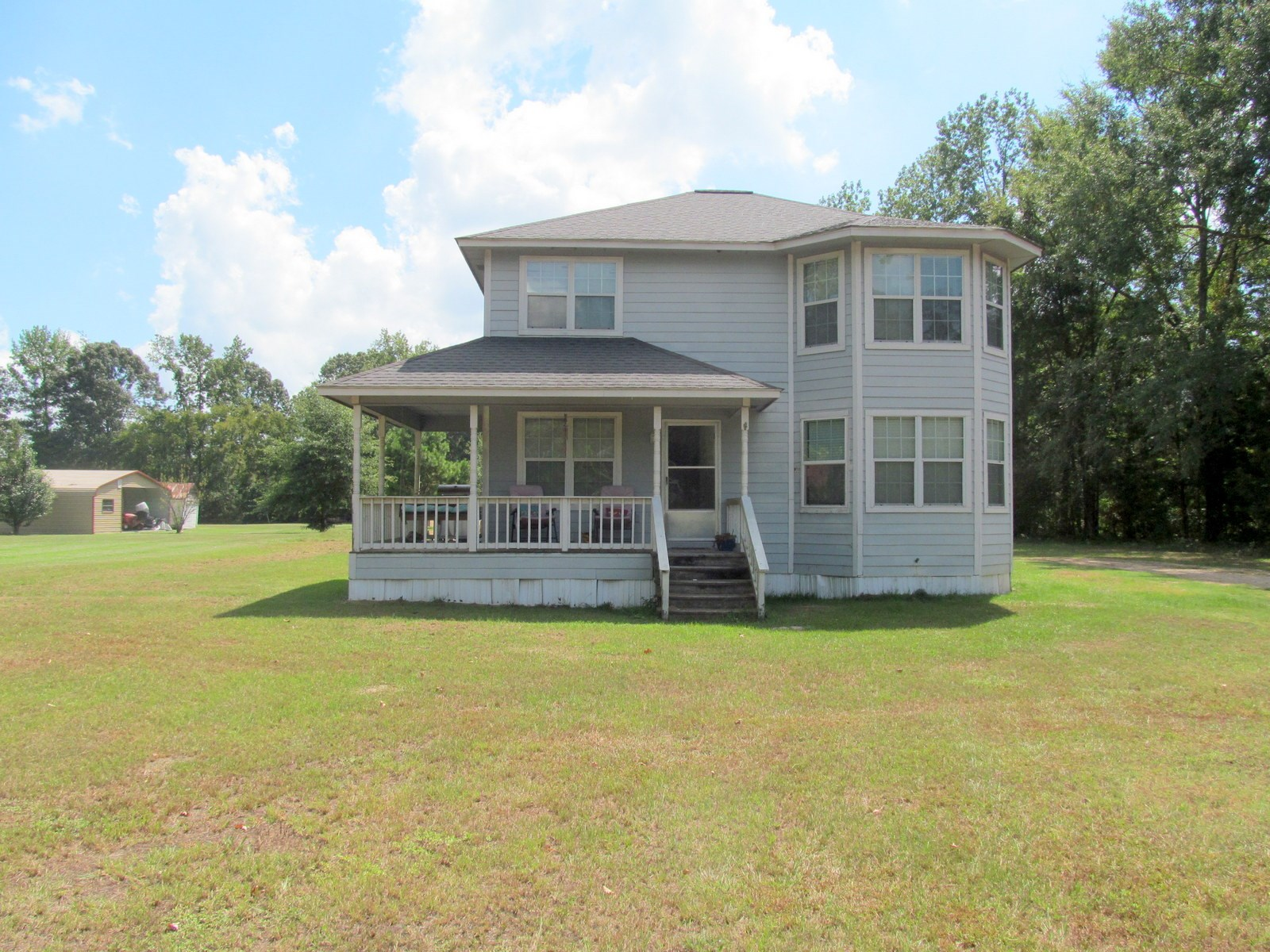 COUNTRY HOME ON 1 ACRES EAST TEXAS UPSHUR COUNTY 3BR-2BA