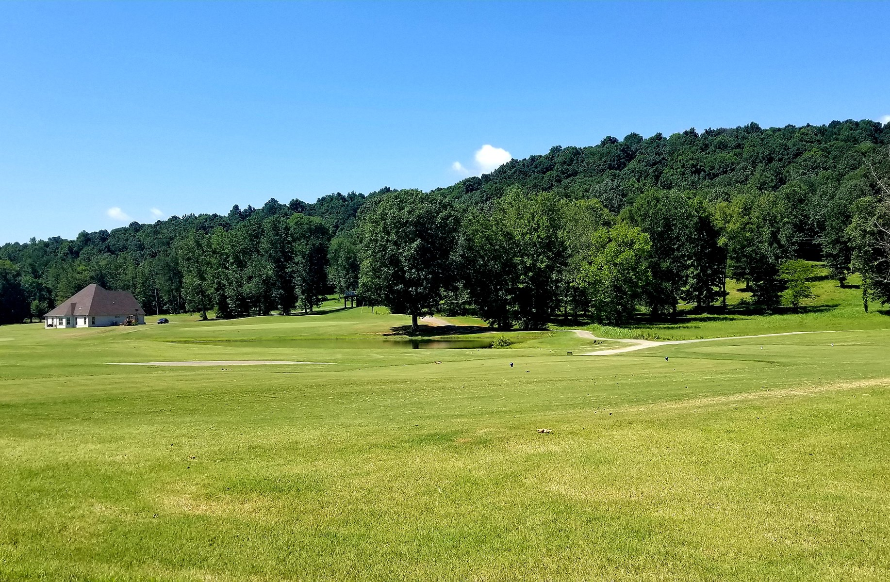 Building Lot on the TN River Club Golf Course