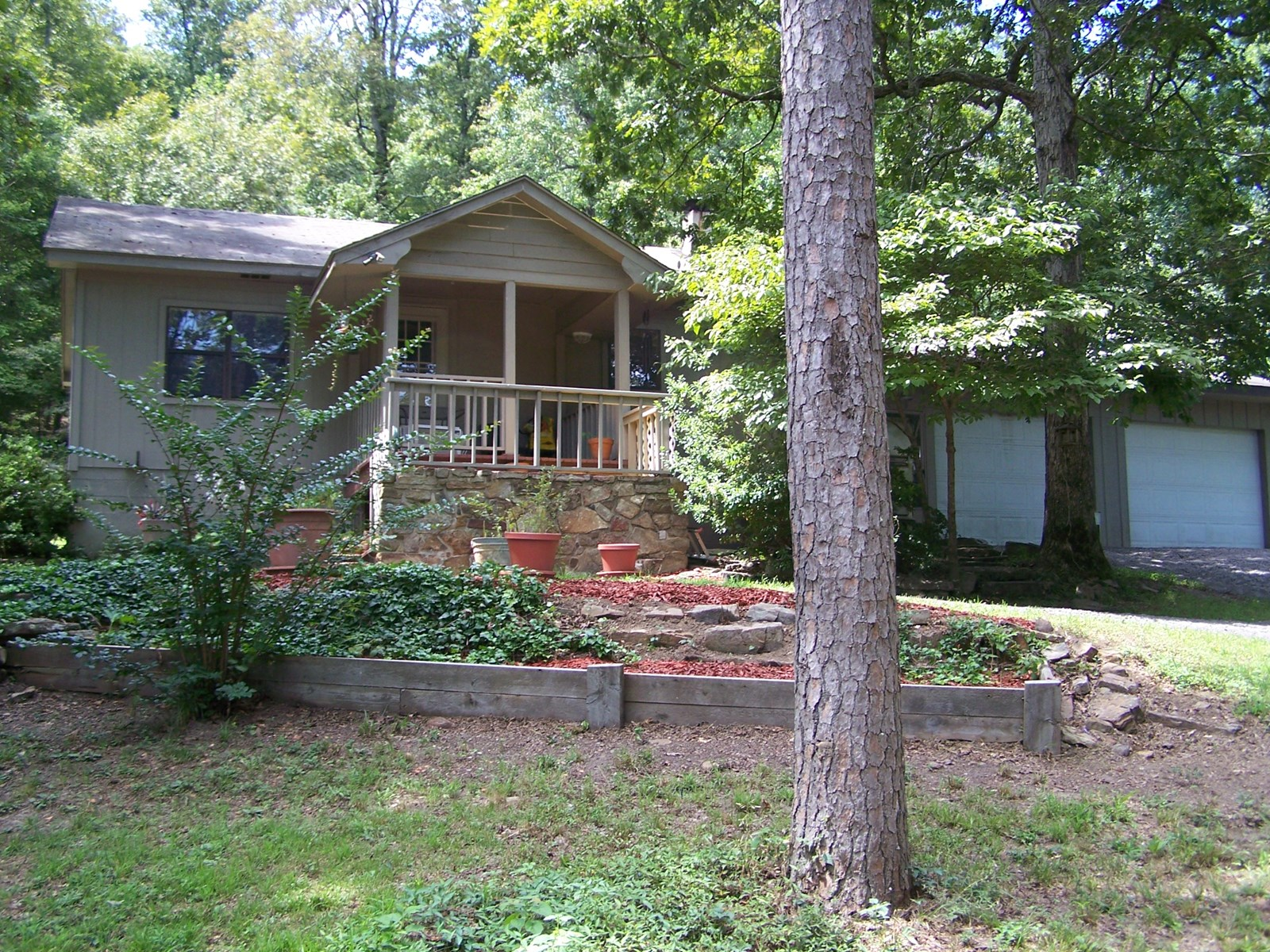 Country Home with Acreage For Sale in Searcy Co Arkansas