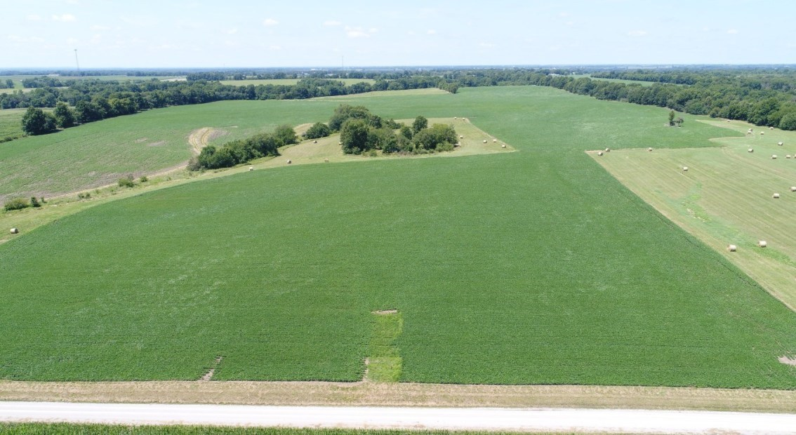 143+/- Acres, Meadville MO, Terraced, Tiled, Highly Tillable