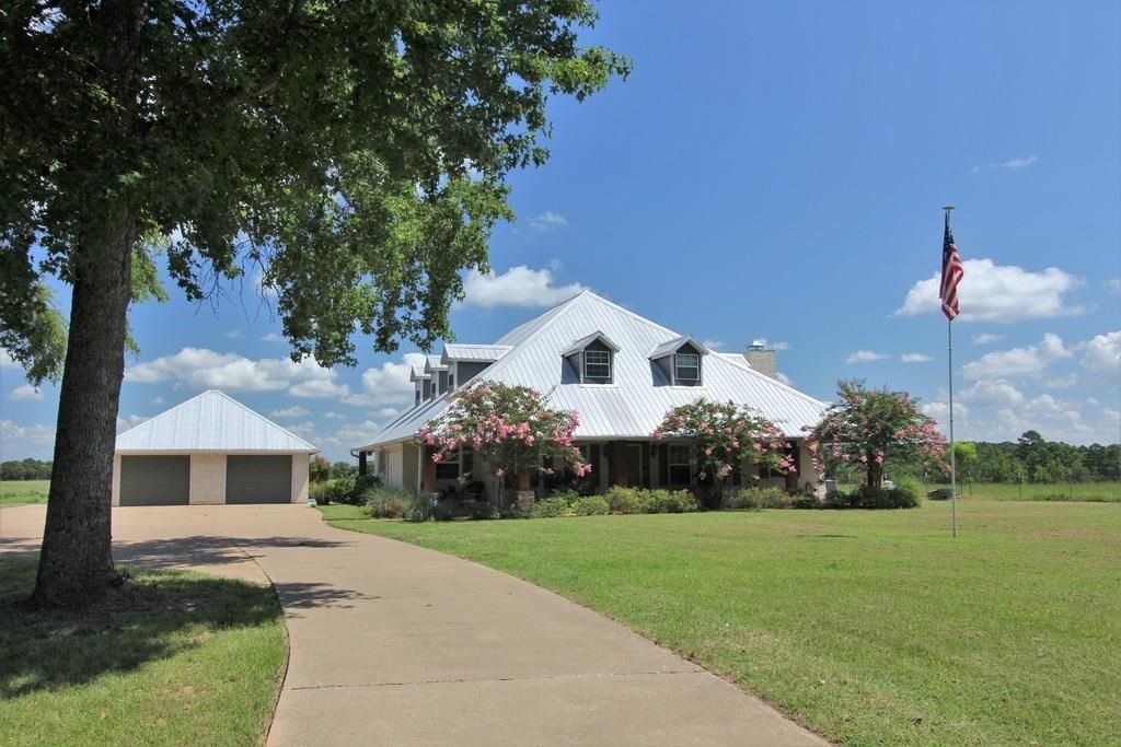 RANCH STYLE HOME WITH LAND FOR SALE IN EAST TEXAS