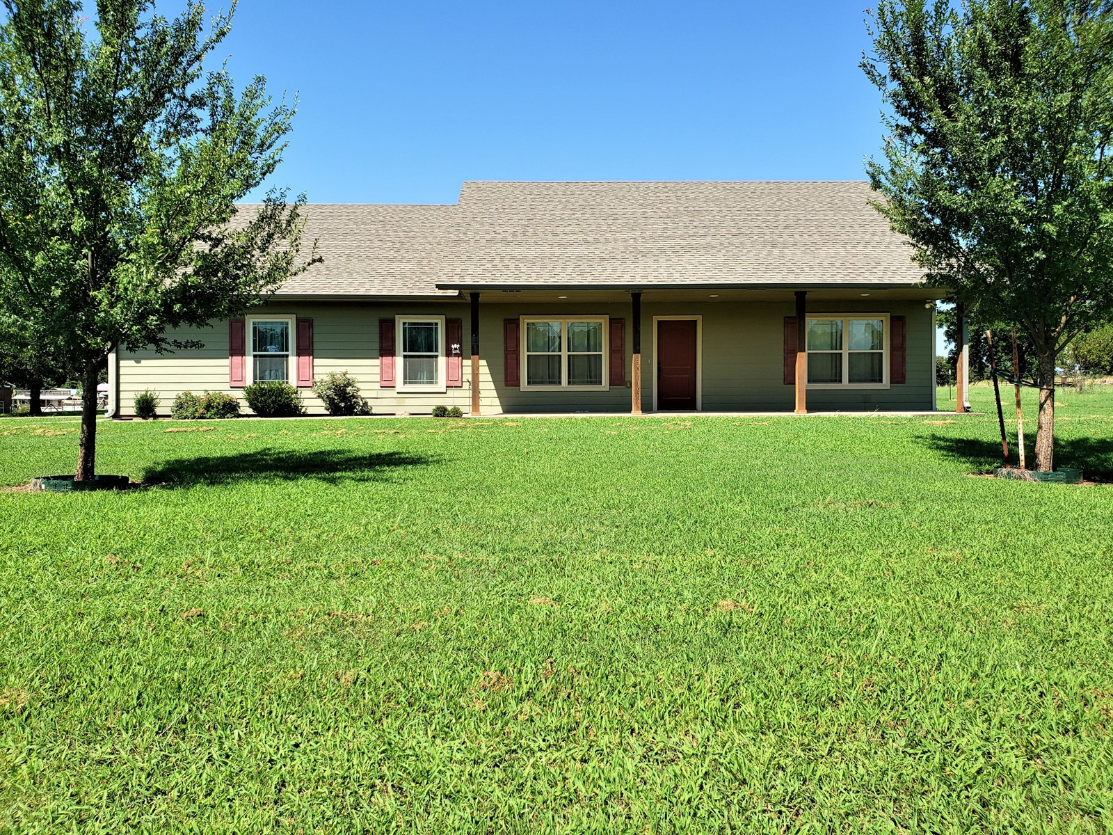 Stillwater Oklahoma Country Home for Sale | Ranchette
