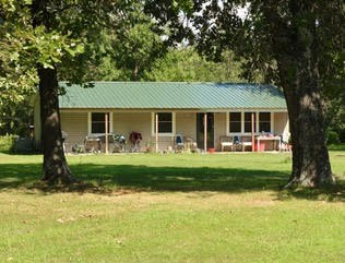 COUNTRY HOME FOR SALE WITH ACREAGE  JAY, OK DELAWARE COUNTY