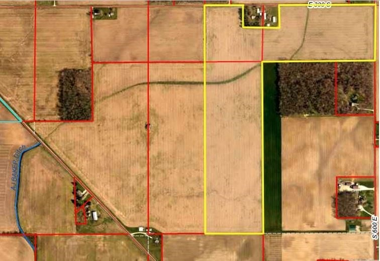 Farm Acreage for Sale New Castle, Indiana