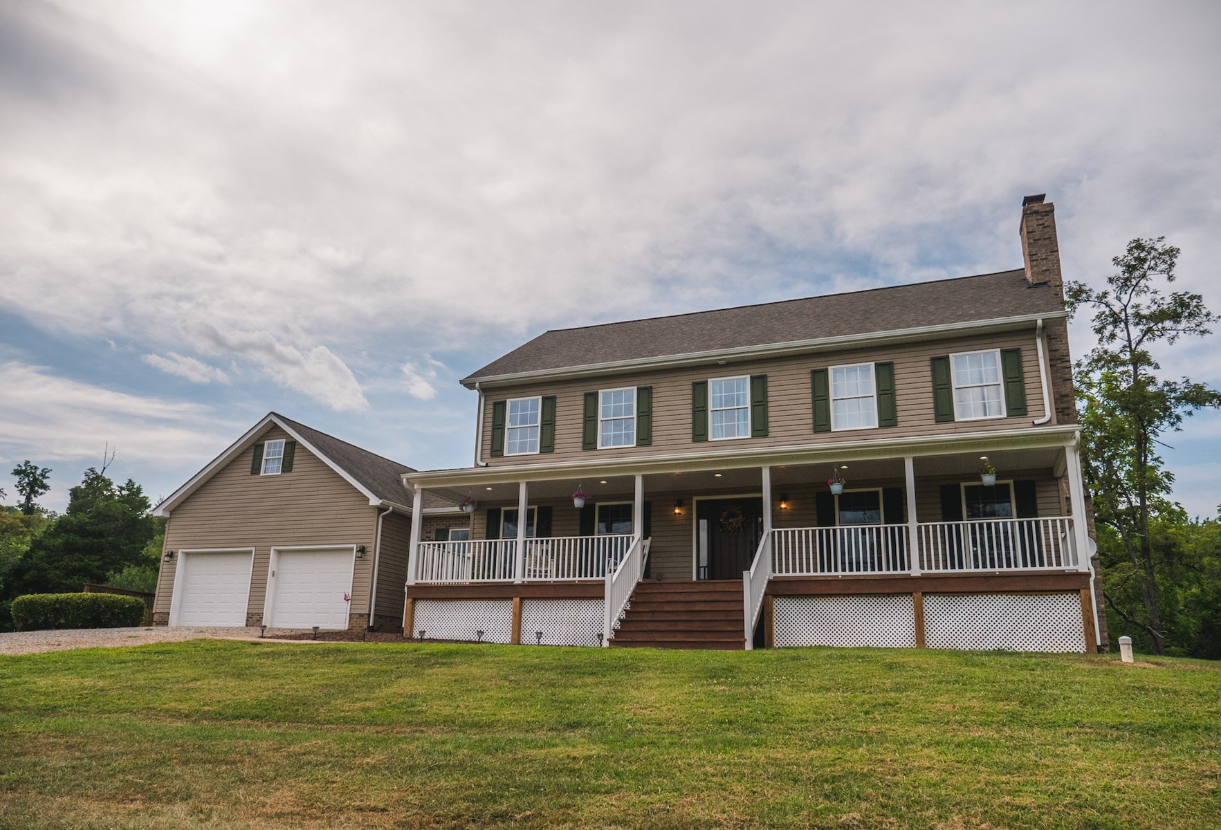 Breathtaking Country Home for Sale in Riner VA!