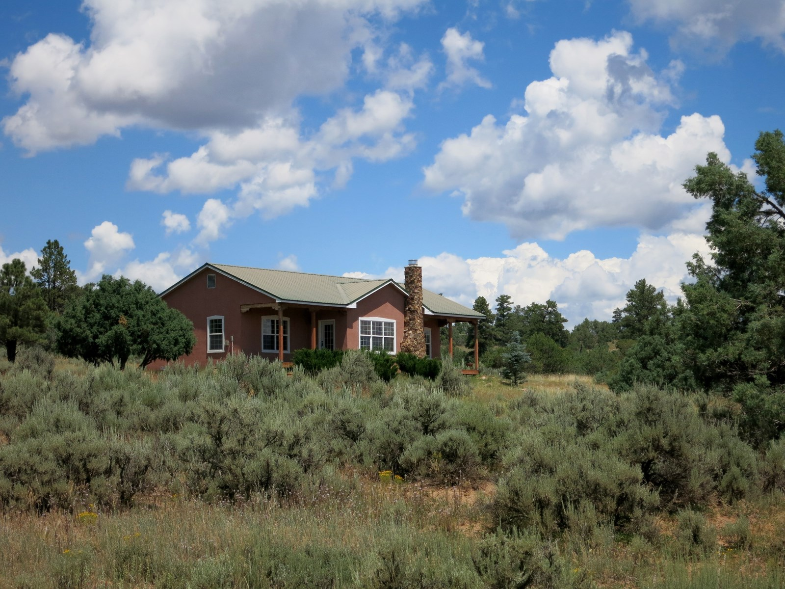 Unique Home with Guest House for sale South of Chama NM
