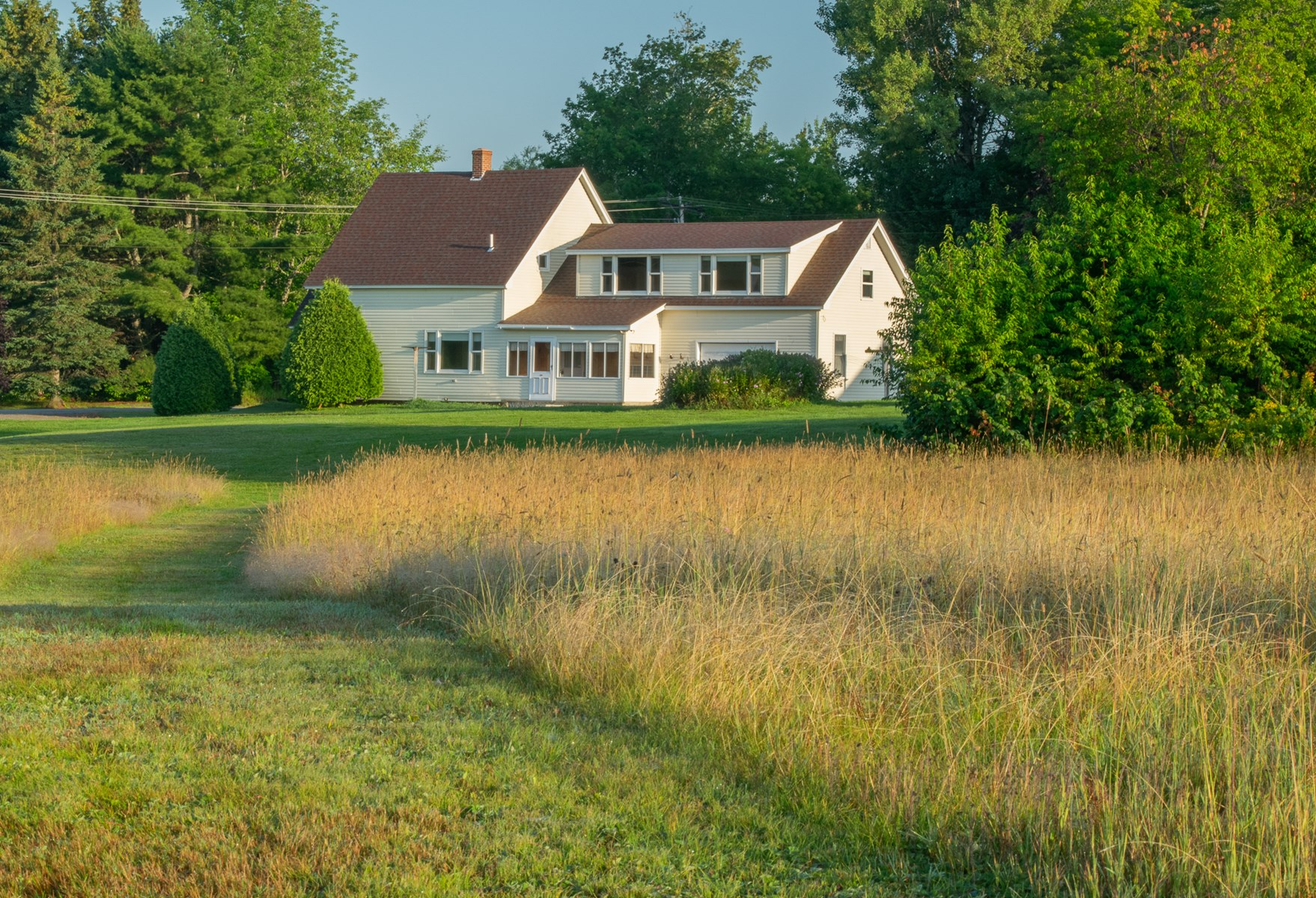 Maine Farm and Homestead Property For Sale