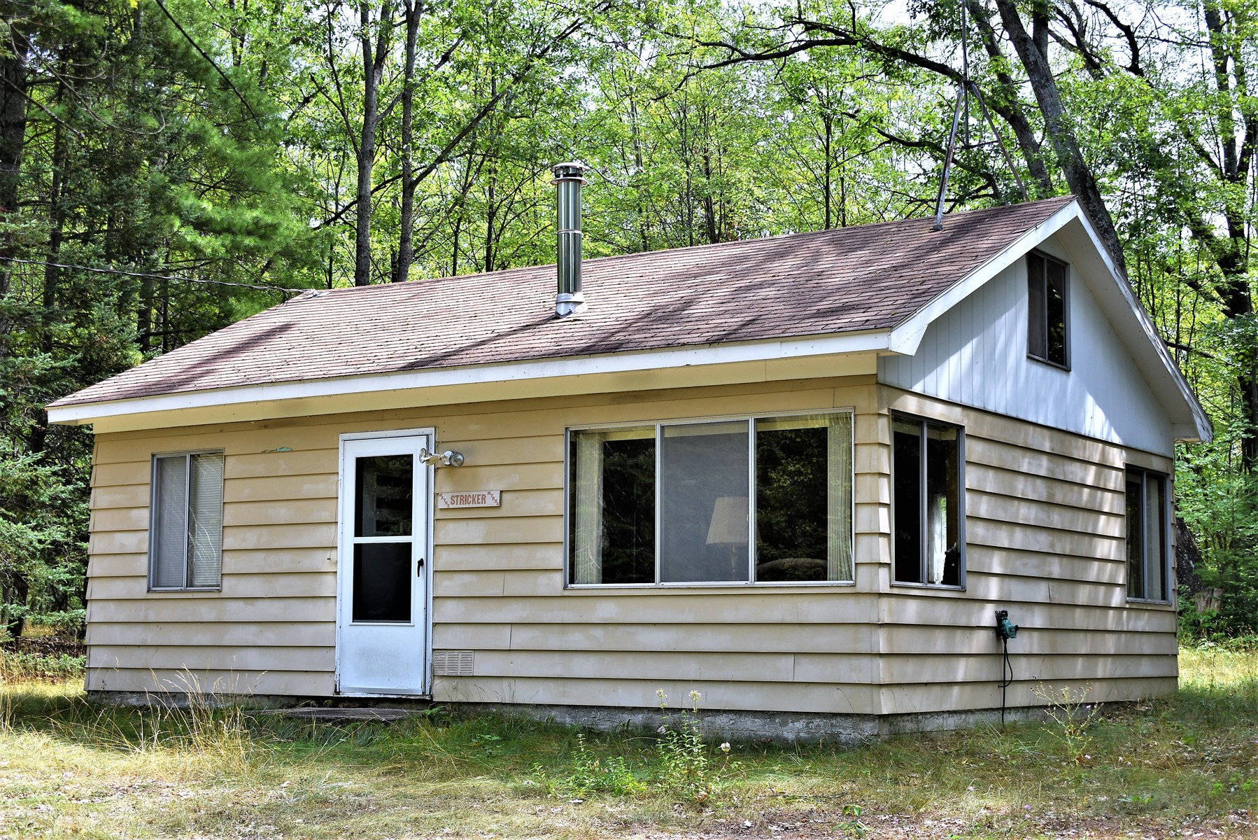Cabin for Sale in Northern MI - Atlanta MI