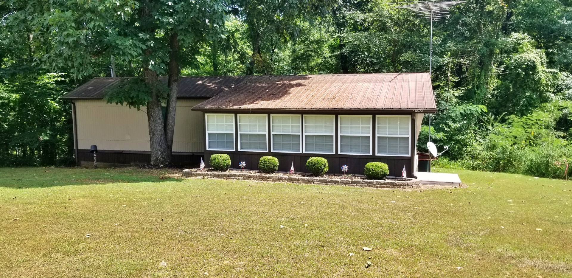 Home Near TN River For Sale Linden TN