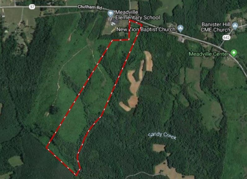 Over 86 Acres In Southern VA