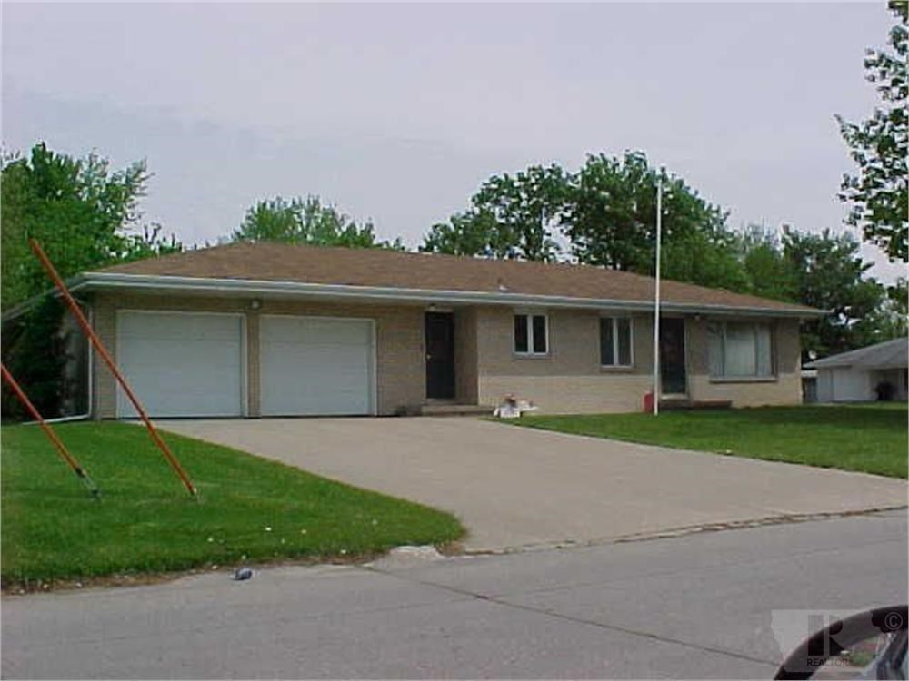 Ranch Home on Full Basement For Sale in Keokuk, IA