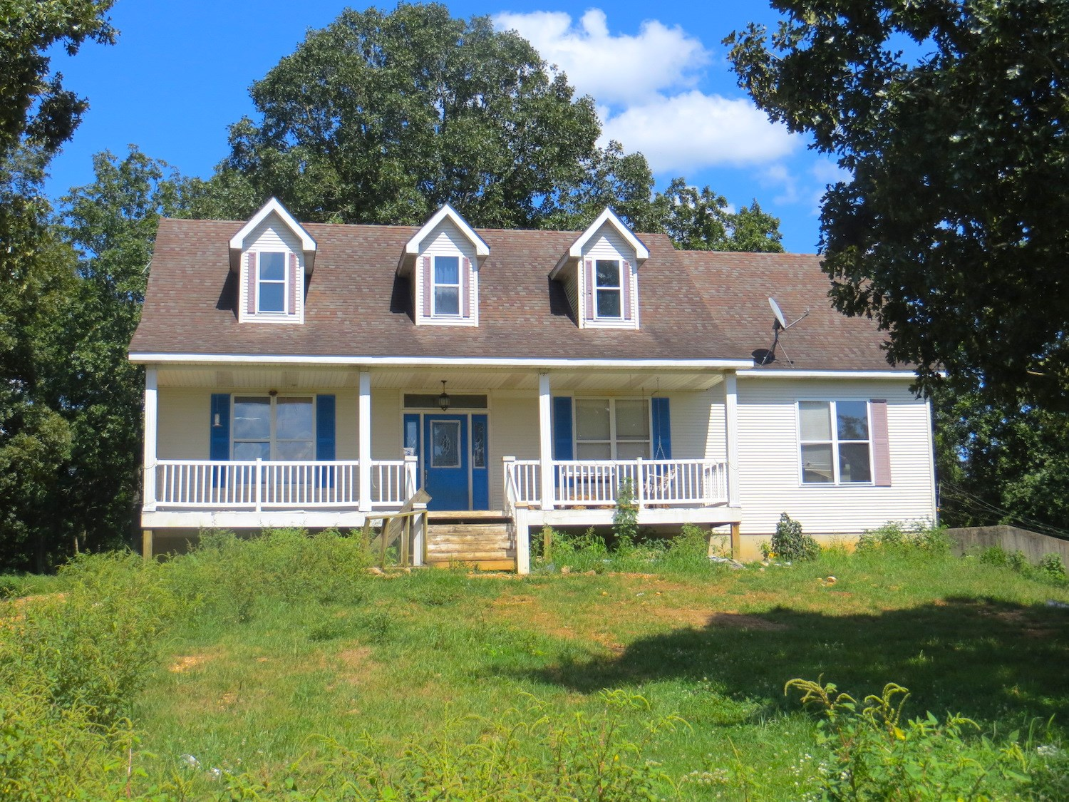 Country Home and Farm for Sale in Doniphan, MO