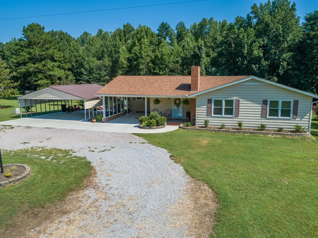 Nice Home Near Buggs Island Lake, VA