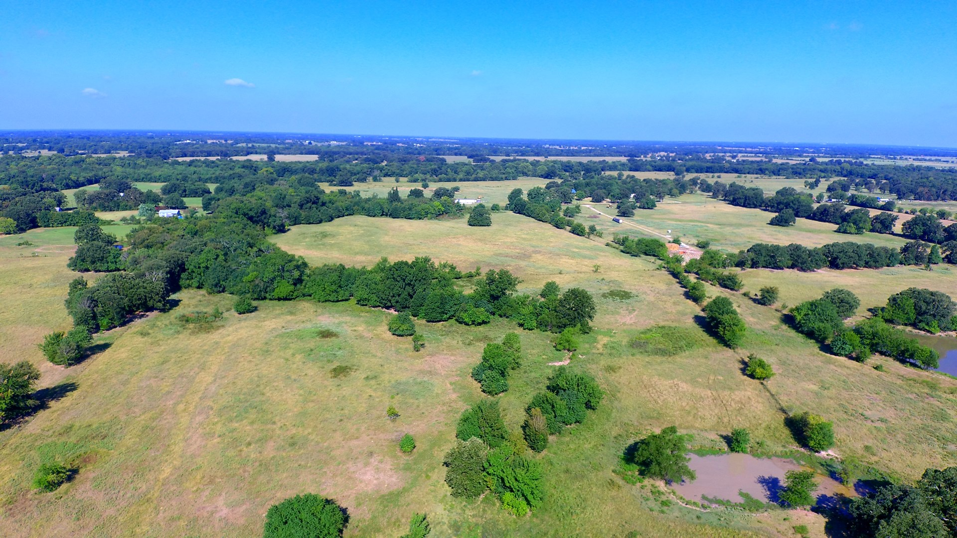 Large Country Ranch Land Acreage For Sale Pattonville Texas