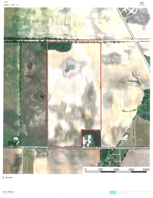 73.75 Acres +/- For Sale