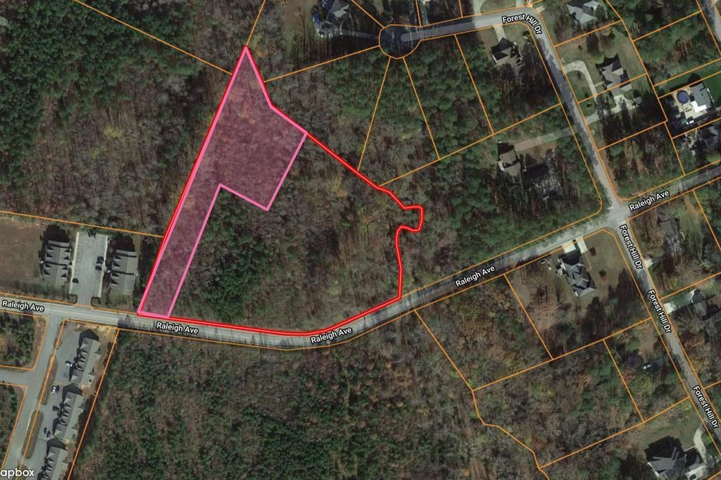 Building Lot Close to Kerr Lake, VA