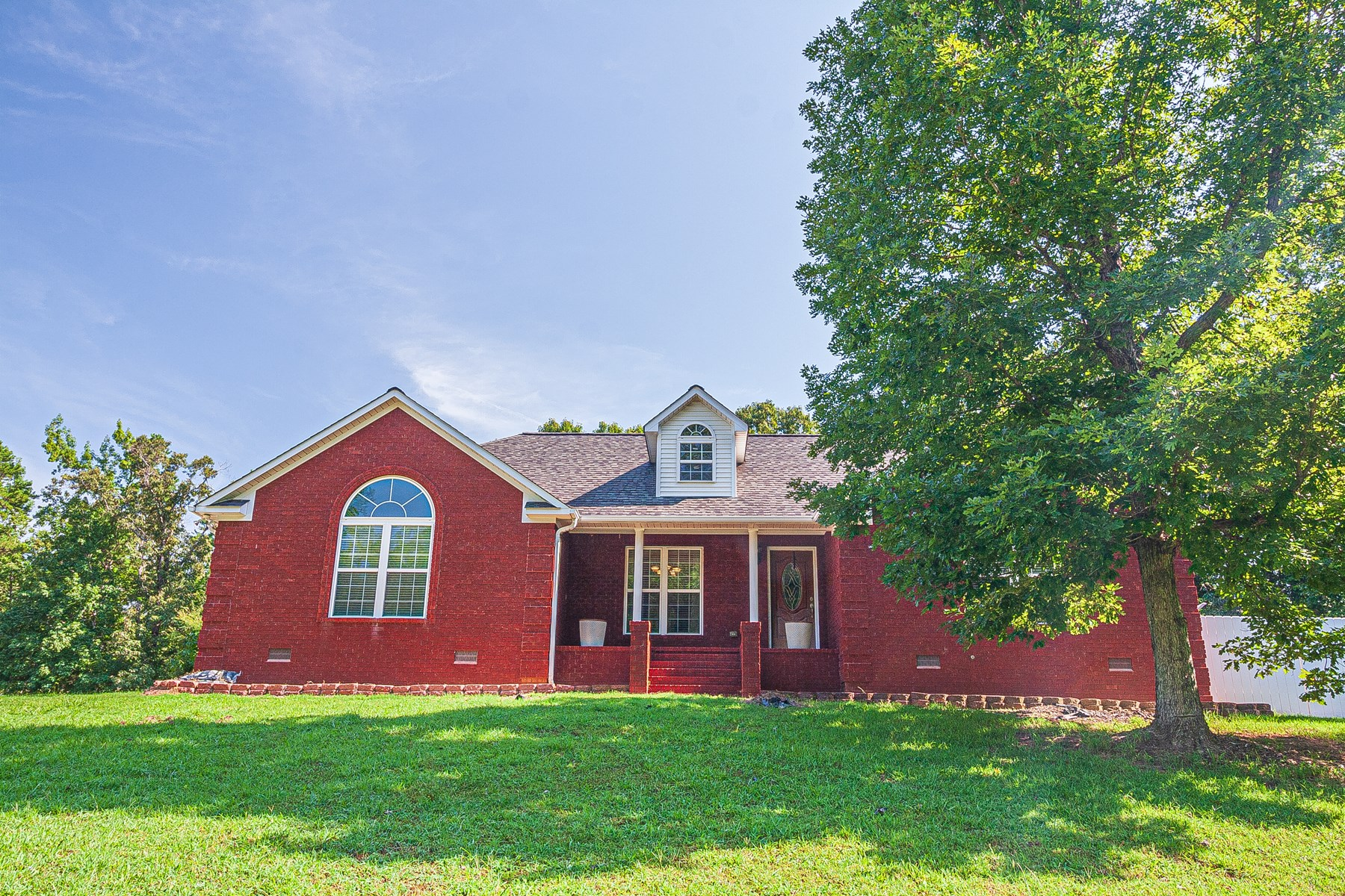 Beautiful Brick Home near Hwy 45 on over 3 Acres