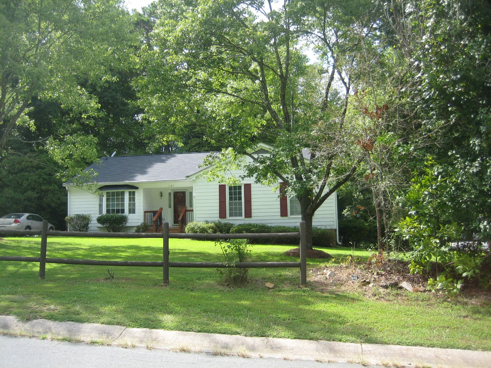 Nice Ranch For Sale in Matthews NC