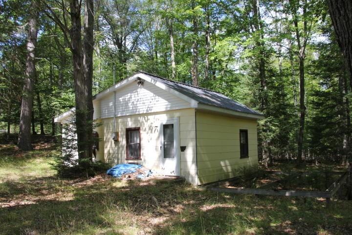 Northern MI Cabin on 25 Acres for Sale Atlanta MI