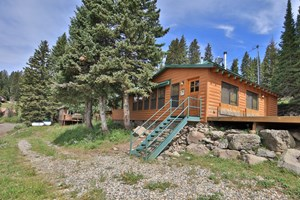 LAKE HOME FOR SALE IN GRAND MESA NATIONAL FOREST