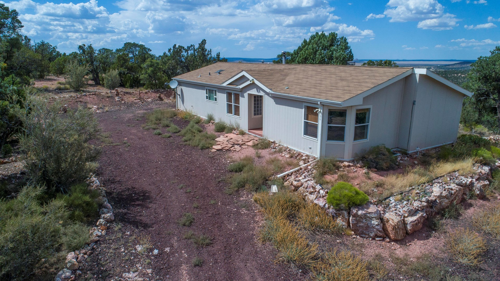 Seligman AZ Solar Country Home