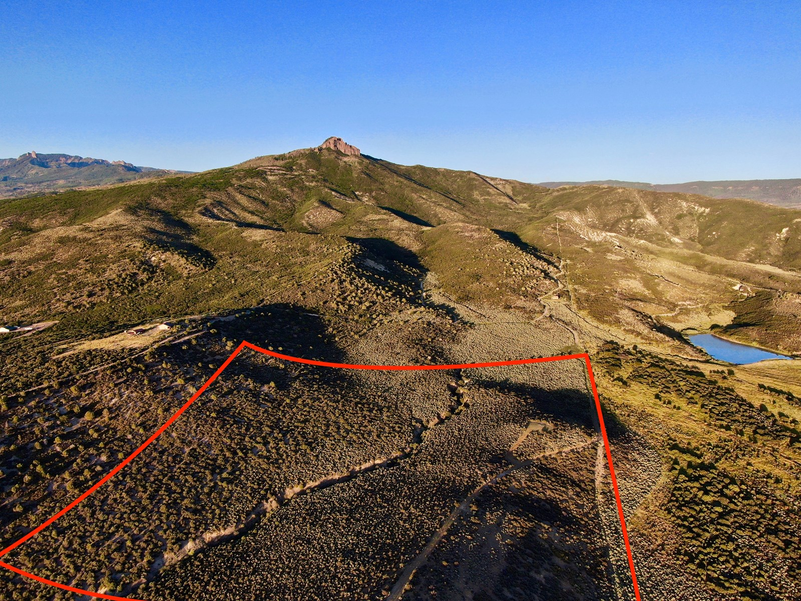 Colorado Mountain Land For Sale 40 Acres