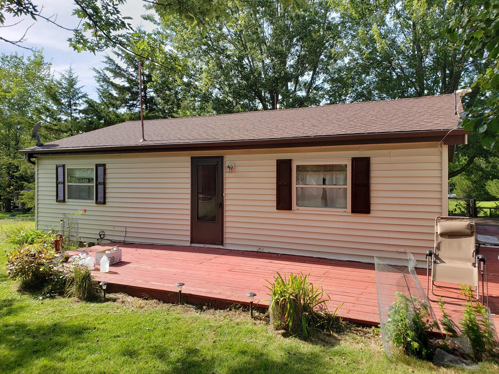 Two Bedroom, Two Bathroom Home For Sale at Lake Thunderhead