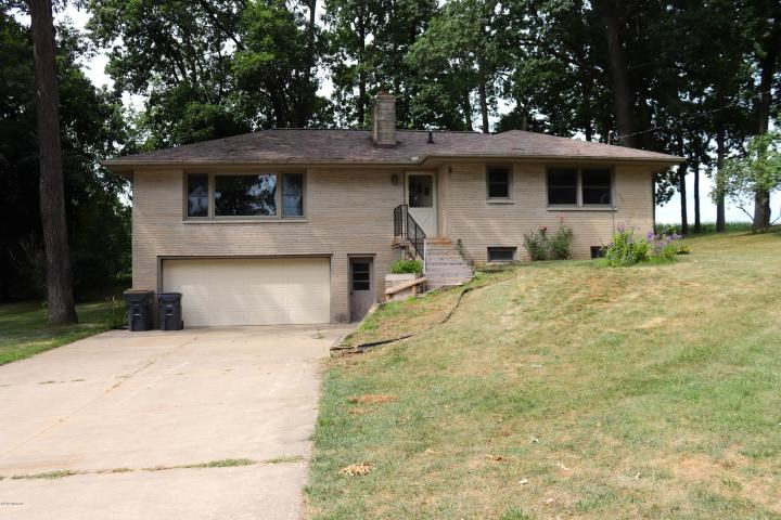 Updated ranch home in the Gull Lake School District!