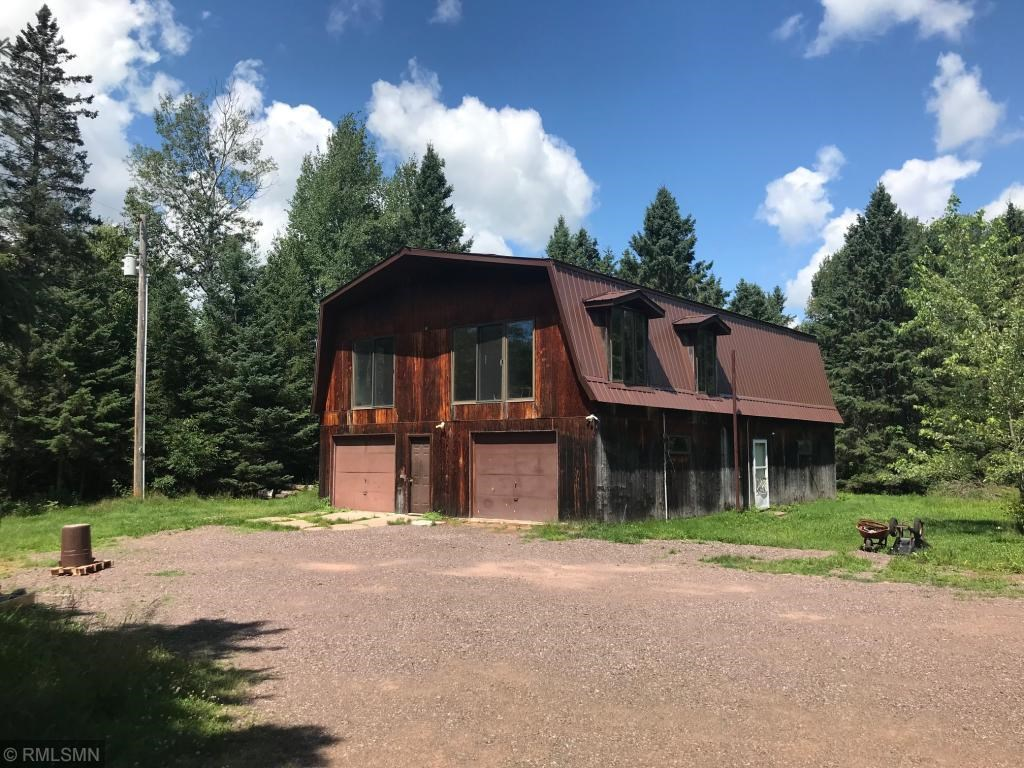 Fixer Upper Investment Home for Sale with Acreage Moose Lake