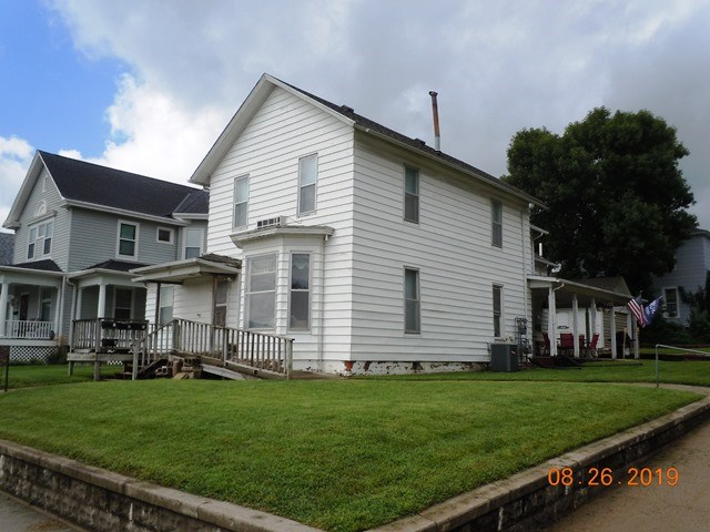 INVESTMENT PROPERTY FOR SALE MISSOURI VALLEY IOWA