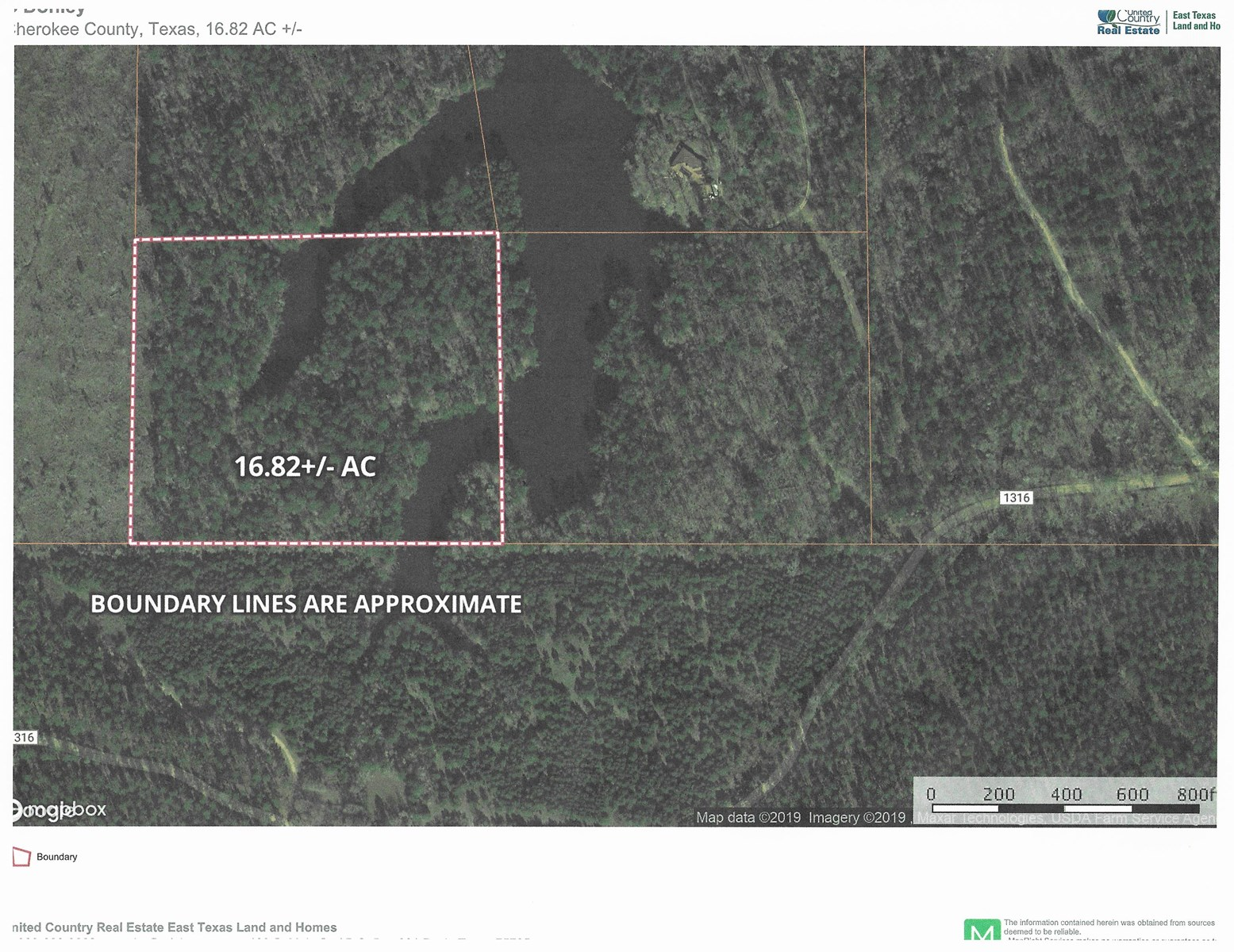 Recreational/Hunting/Fishing/East Texas Land for Sale