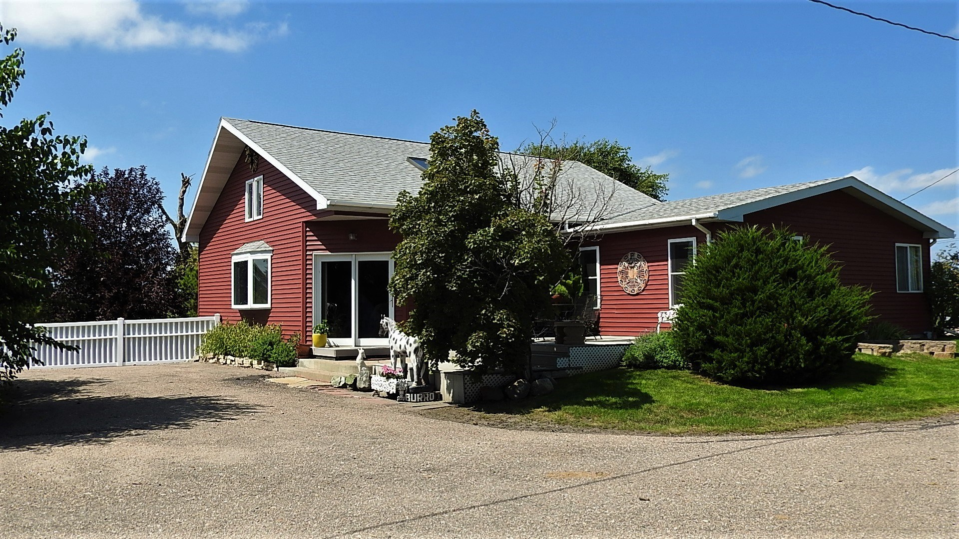 Nebraska  Country  Home & Horse  Estate For Sale