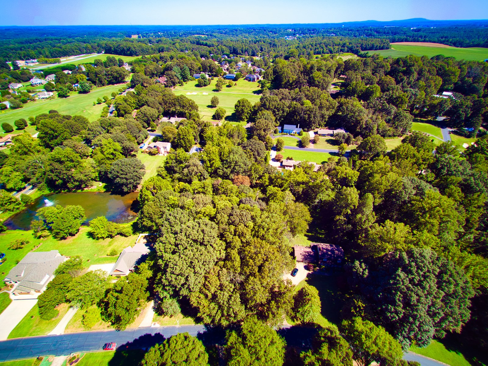 Golf Course Lot For Sale at Rock Barn Country Club & Spa