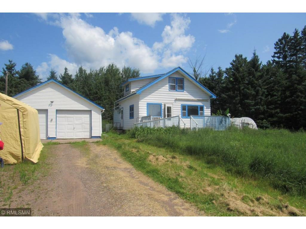 Country Home with Acreage For Sale in Northern Minnesota