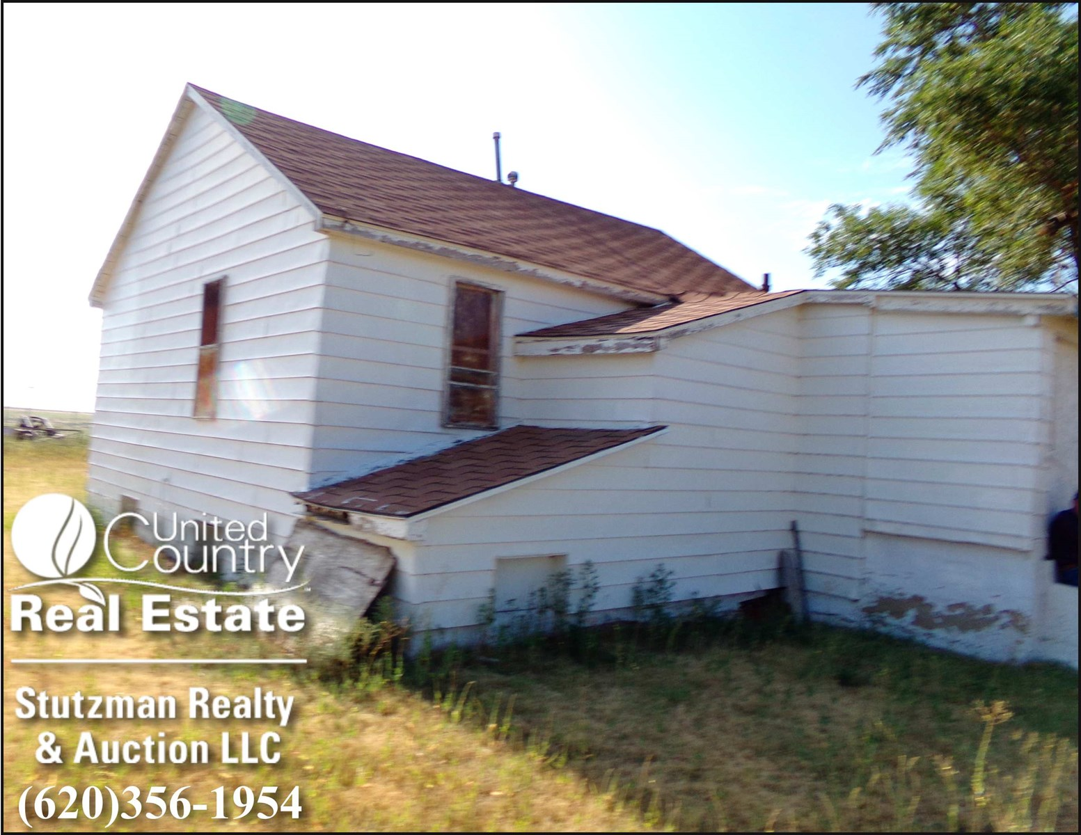 REAL ESTATE PRIVATE AUCTION ~ 1200 N HWY 27, SYRACUSE, KS