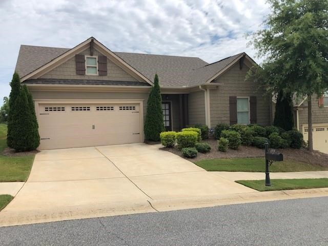 ONE STORY HOME FOR SALE IN BALL GROUND, GA