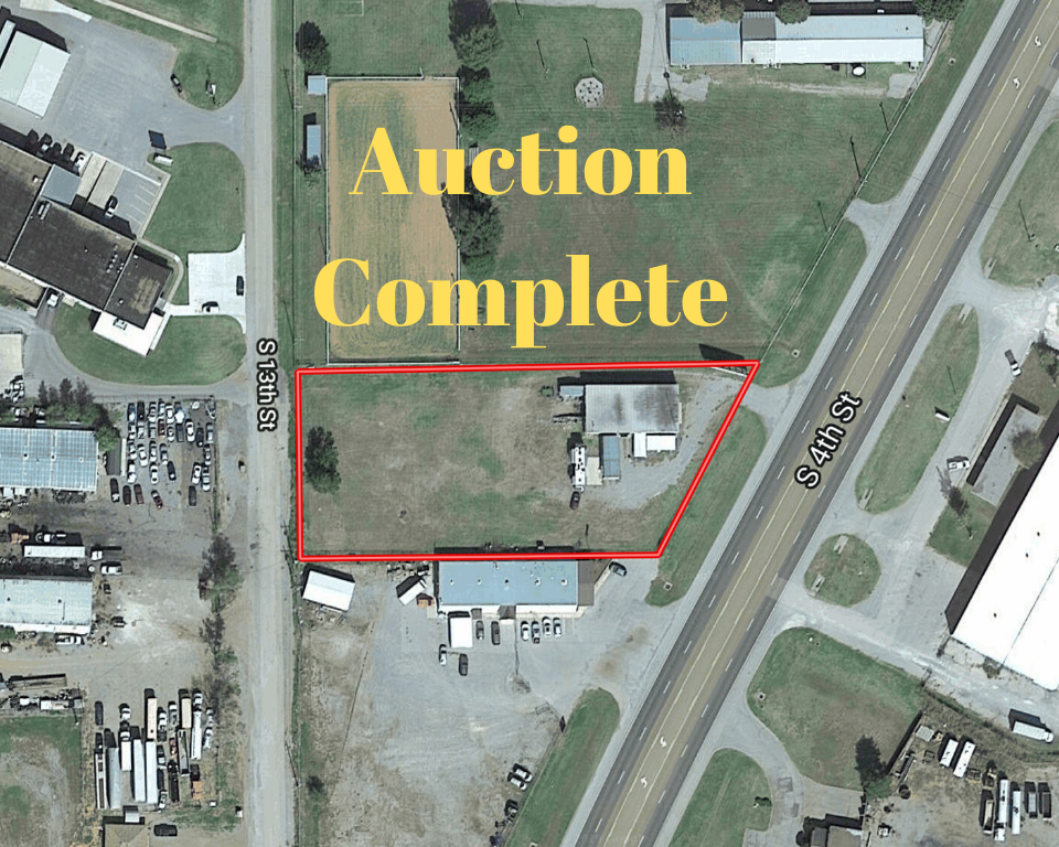 Commercial Building for Sale, Hwy 183 Frontage, Clinton, OK