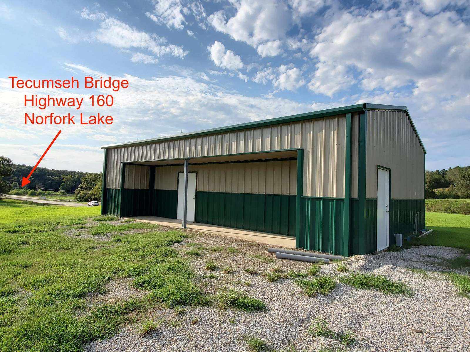 Lake and River Business Opportunity Southern MO Ozarks