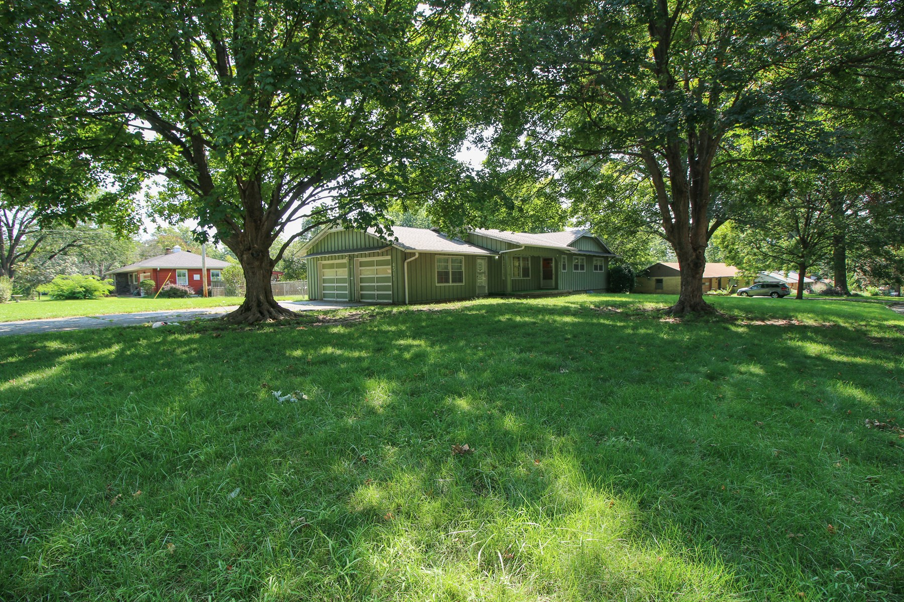 Online Auction Ranch Style Home in Kansas City MO