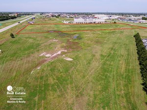 SALINA KS INTERSTATE COMMERCIAL DEVELOPMENT LAND FOR SALE