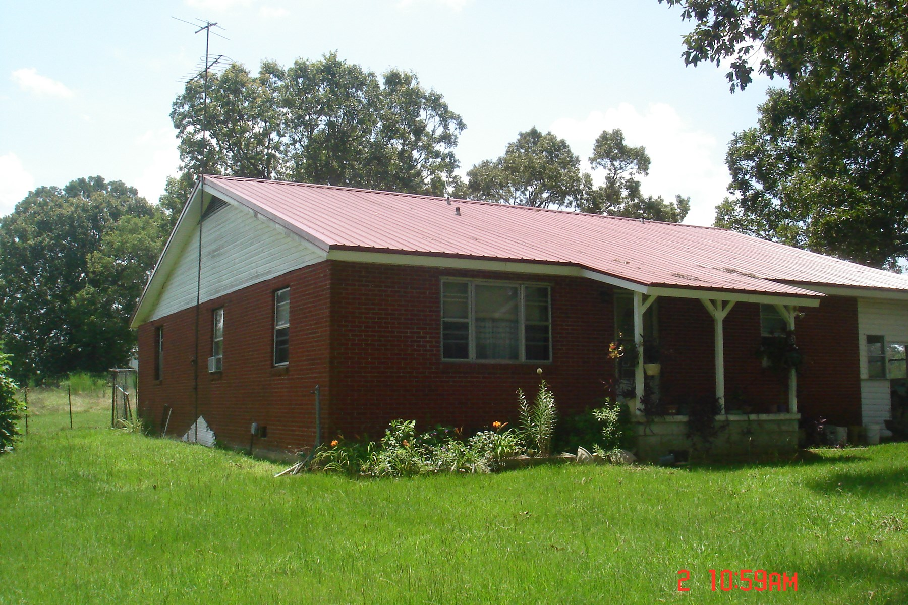 Home on 51 Acres: 8080 Hwy 397, Louisville, MS