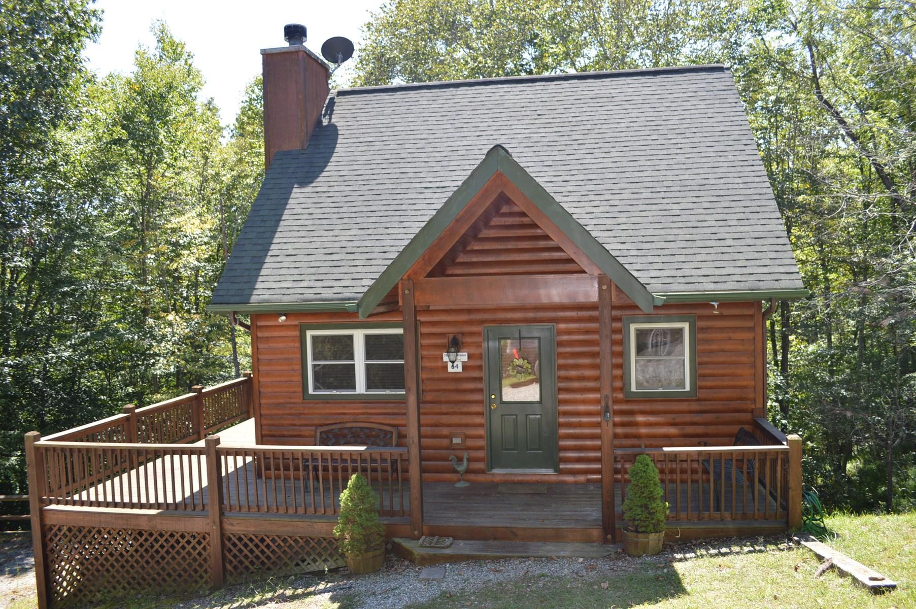 64 Cozy Cabin Cir Piney Creek NC 28663