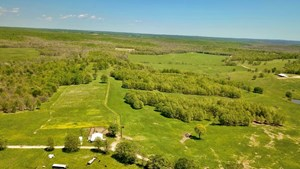 RANCH FOR SALE IN THE SOUTHERN MISSOURI OZARKS